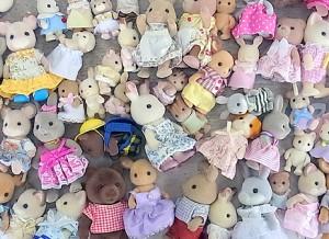 シルバニア人形 買取札幌