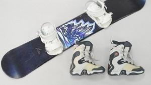 スポーツ用品 スノーボード 札幌買取